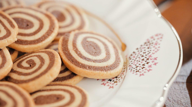 Imagem: biscoito-caracol